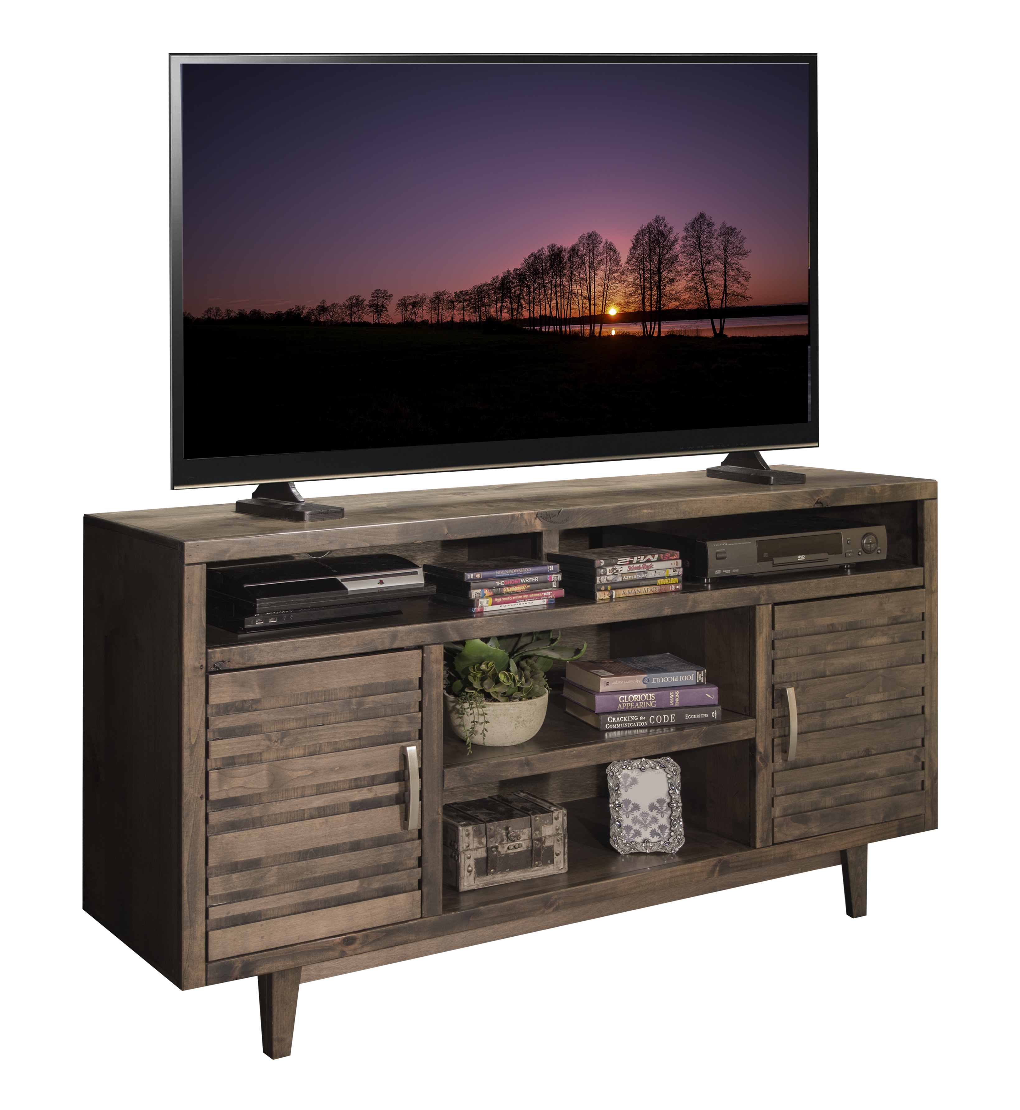 "Avondale 62"" TV Console by Legends Furniture at Darvin Furniture"