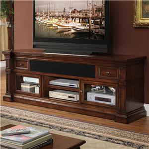 "Legends Furniture Berkshire  76"" Media Console"