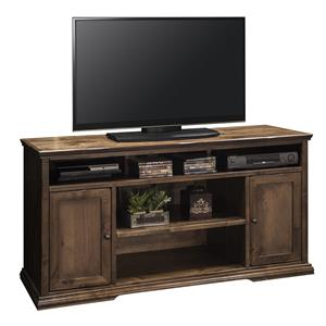 """60"""" TV Console with Rear Cord Management"""