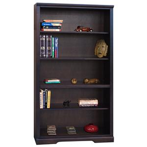 "Legends Furniture Brentwood Brentwood 72"" Bookcase"