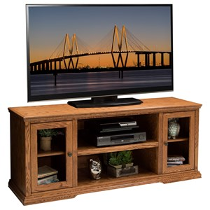 Two Door 62 Inch TV Console