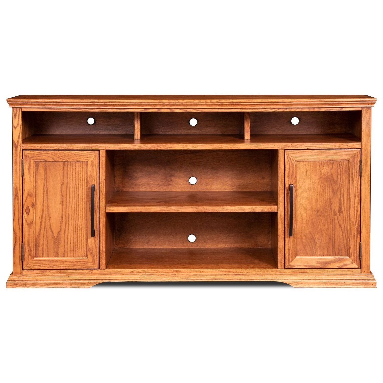 "Colonial Place 62"" Console by Legends Furniture at Home Furnishings Direct"