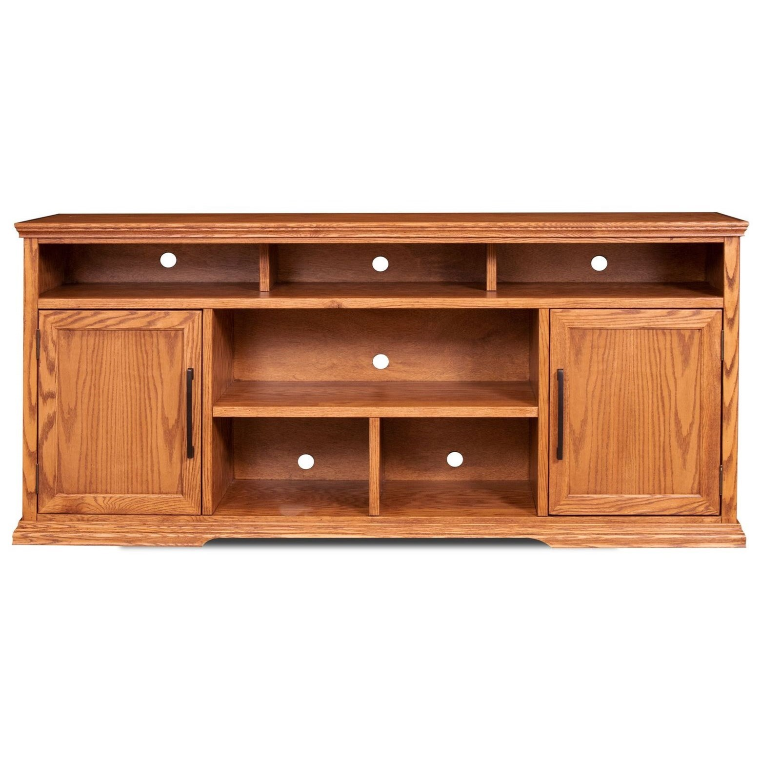 """Colonial Place 74"""" Console by Legends Furniture at Darvin Furniture"""