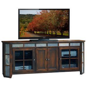 """Legends Furniture Fire Creek 72"""" TV Console"""