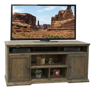 "Legends Furniture Greyson 74"" TV Cart"