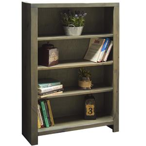 "48"" Bookcase with 4 Shelves"