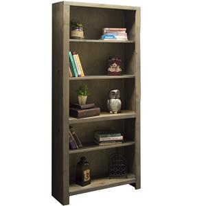"72"" Bookcase with 5 Shelves"