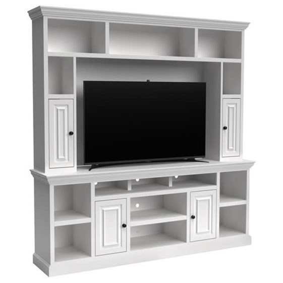 Largo-LG Entertainment Center  by Legends Furniture at SuperStore