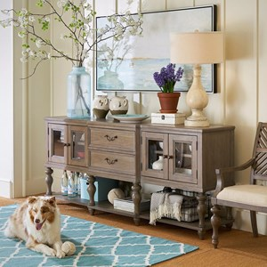 """84"""" Console Table"""