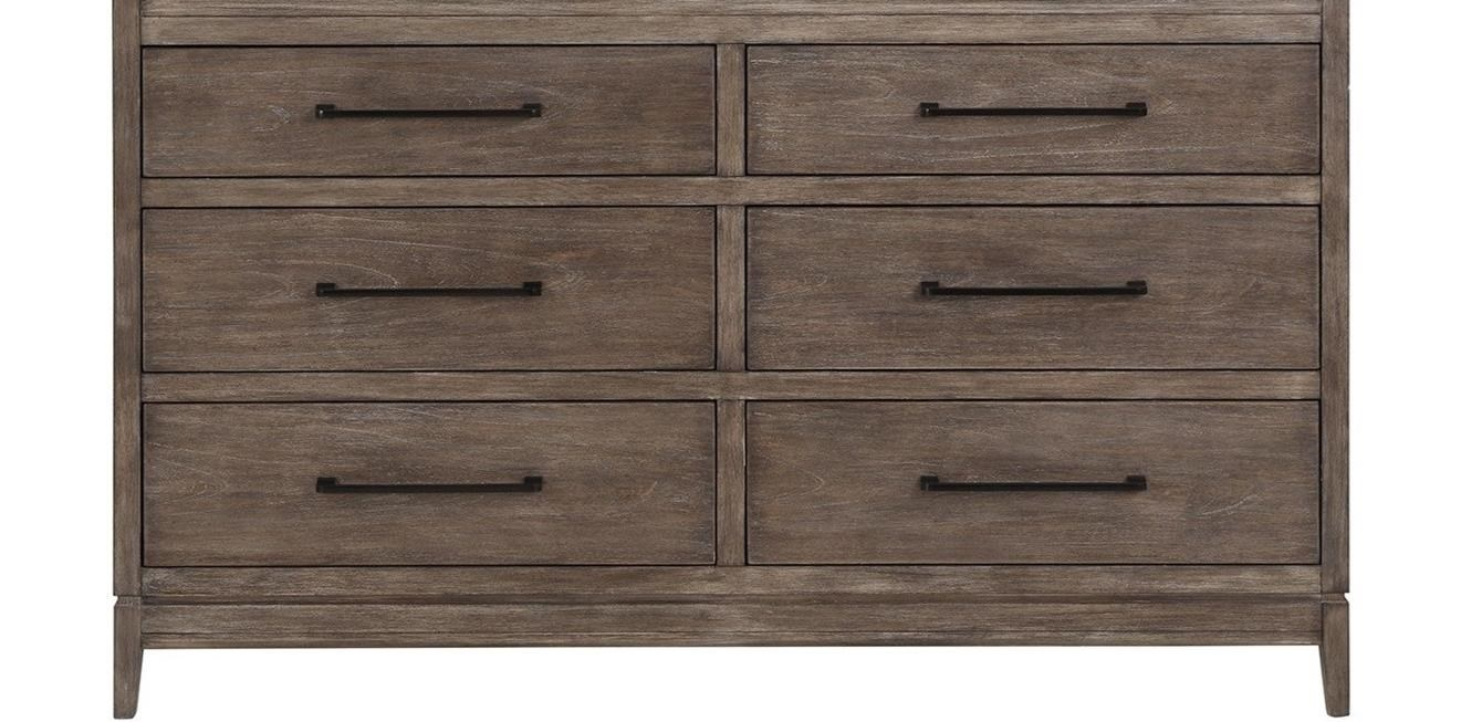 Montrose 6-Drawer Dresser by Legends Furniture at Furniture Superstore - Rochester, MN