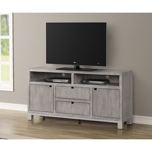 "Contemporary 60"" TV Console"
