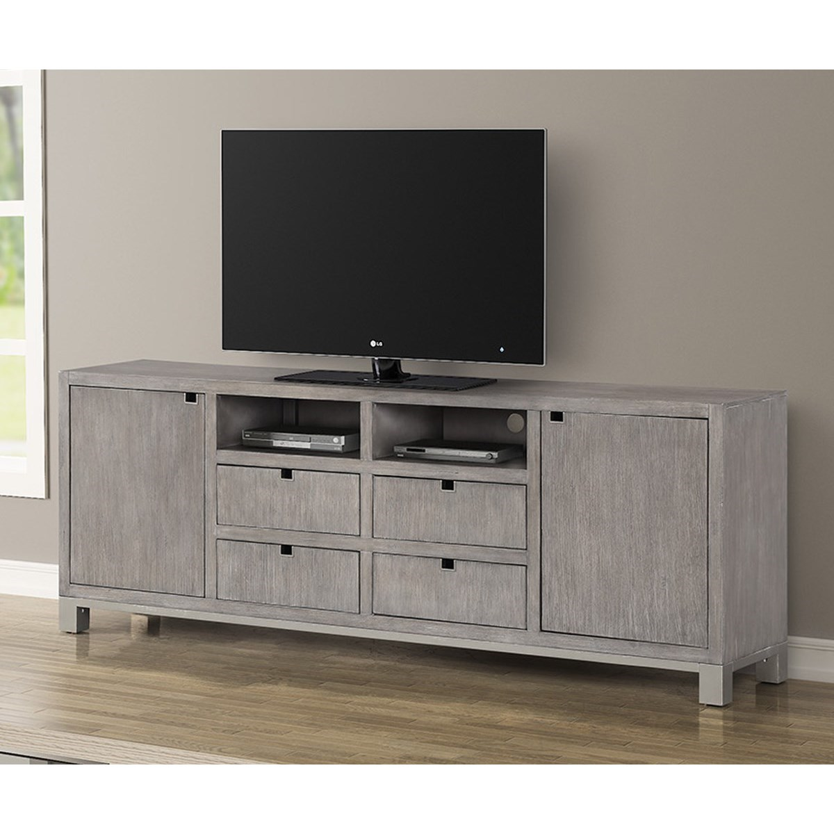 "Pacific Heights 84"" TV Console by Legends Furniture at Bullard Furniture"