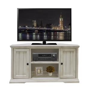 "Legends Furniture Riverton 50"" Corner TV Console"