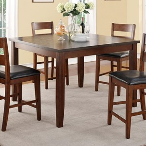"""Legends Furniture Rockport 54"""" Counter Height Table"""