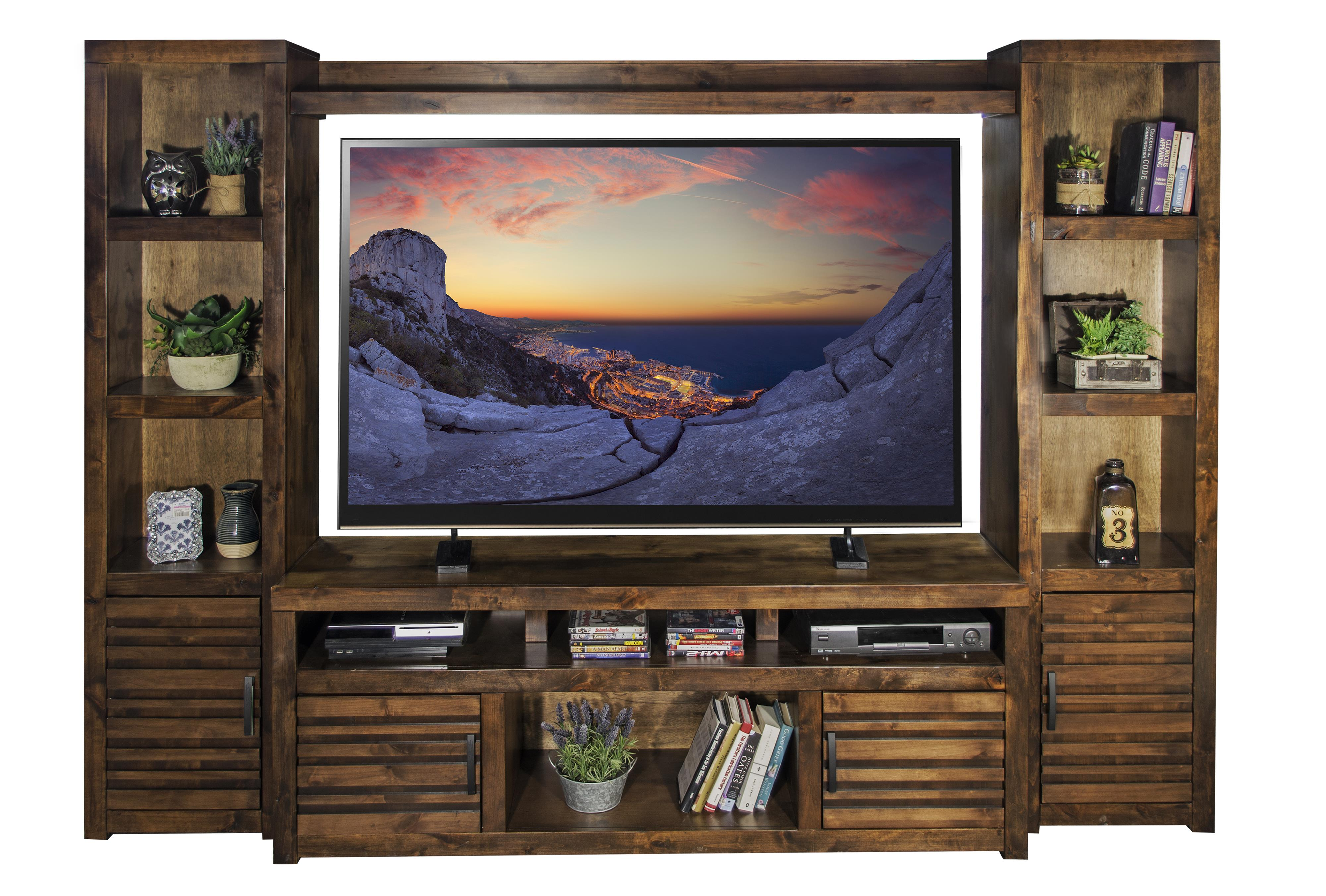 Sausalito Entertainment Wall by Legends Furniture at SuperStore