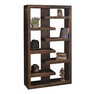 "72"" Bookcase with Dado Construction"