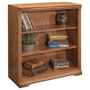 "36"" Bookcase with Two Shelves"