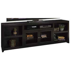 """95"""" TV Console with Four Shelves"""