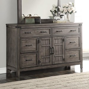 Storehouse 6 Drawer Dresser