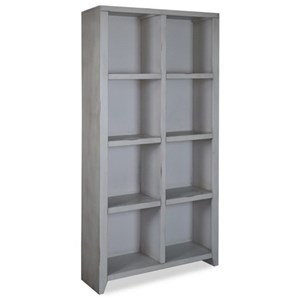 Casual 4-Tier Bookcase