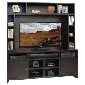 Legends Furniture Urban Loft Urban Loft Wall Unit