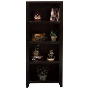 4-Shelf Bookcase Pier