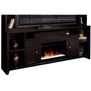 "84"" Fireplace Media Console"