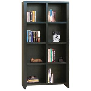 Eight-Cubicle Bookcase