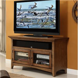 "Legends Furniture Vineyard 48"" Media Cart"