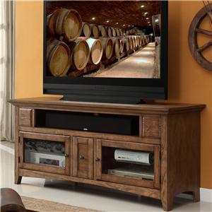 """Legends Furniture Vineyard 62"""" Media Console"""