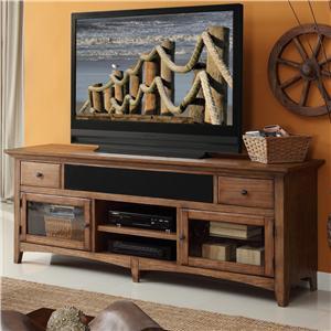 """Legends Furniture Vineyard 76"""" Media Console"""