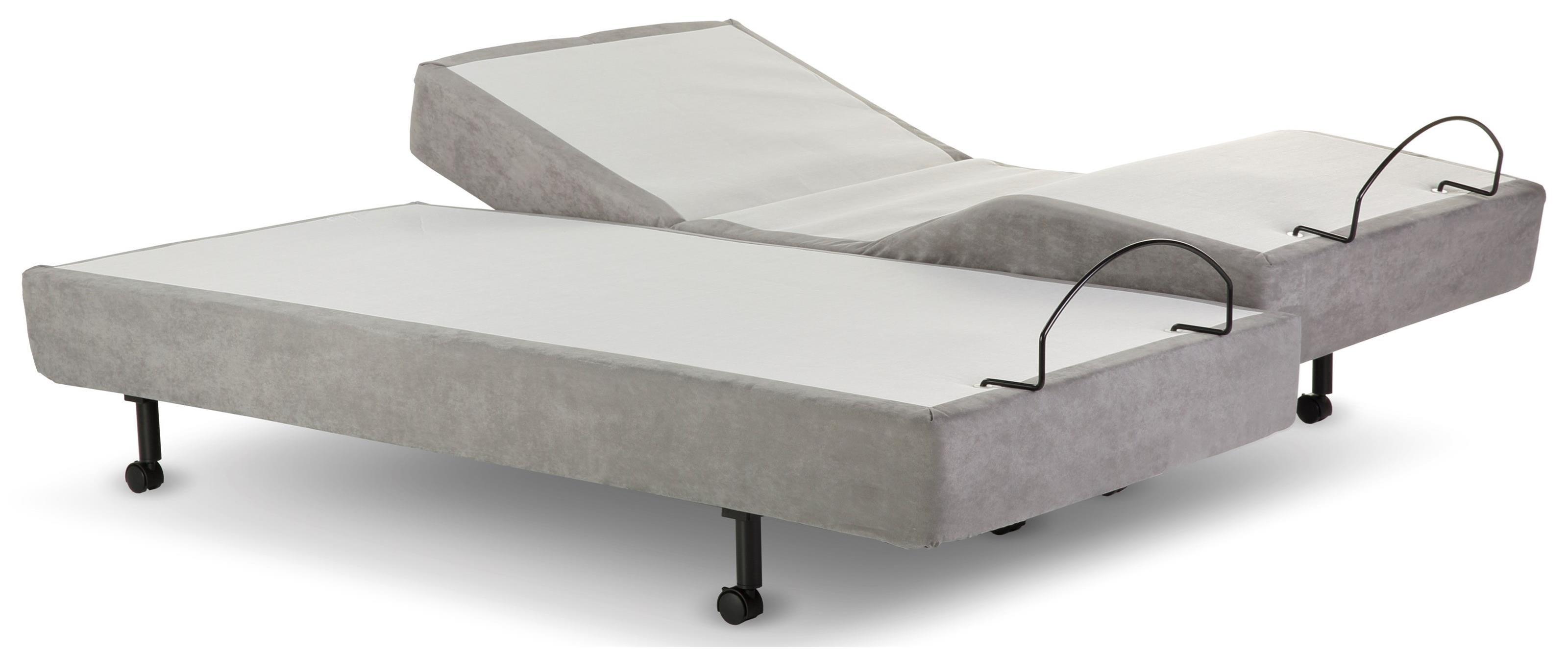Adjustable C120 Queen Adjustable Base by Leggett & Platt at Dream Home Interiors