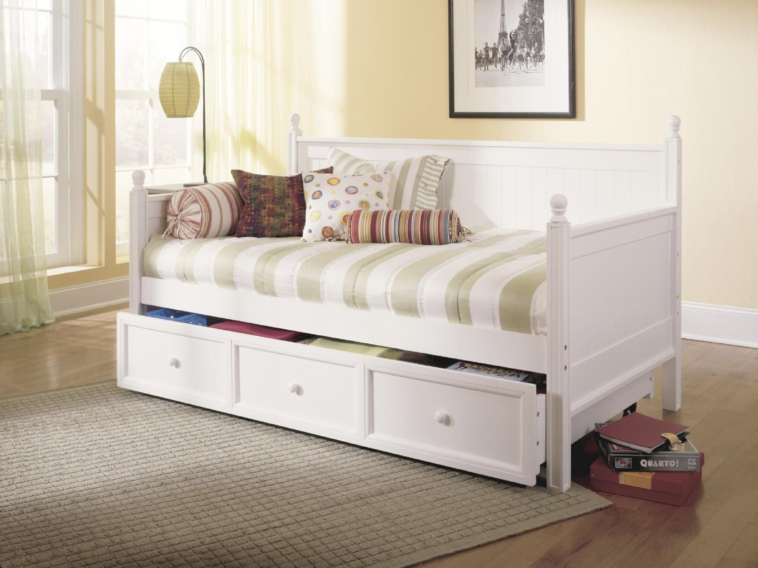 Casey Daybed & Trundle by Fashion Bed Group at SlumberWorld