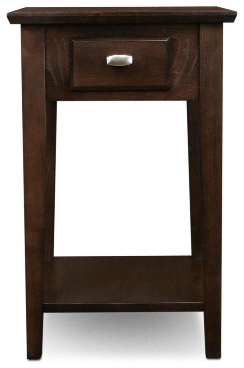 Favorite Finds End Table by Leick Furniture at Crowley Furniture & Mattress