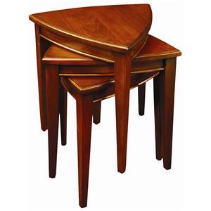 Leick Furniture Favorite Finds Shield Stacking Set