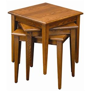Leick Furniture Favorite Finds Stacking Set