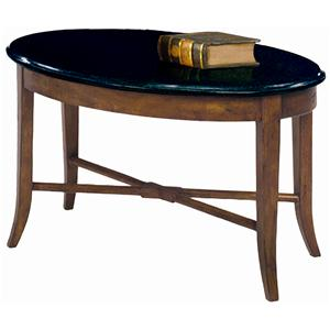 Leick Furniture Favorite Finds Granite Coffee Table