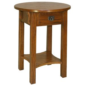 Leick Furniture Favorite Finds Anyplace Side Table