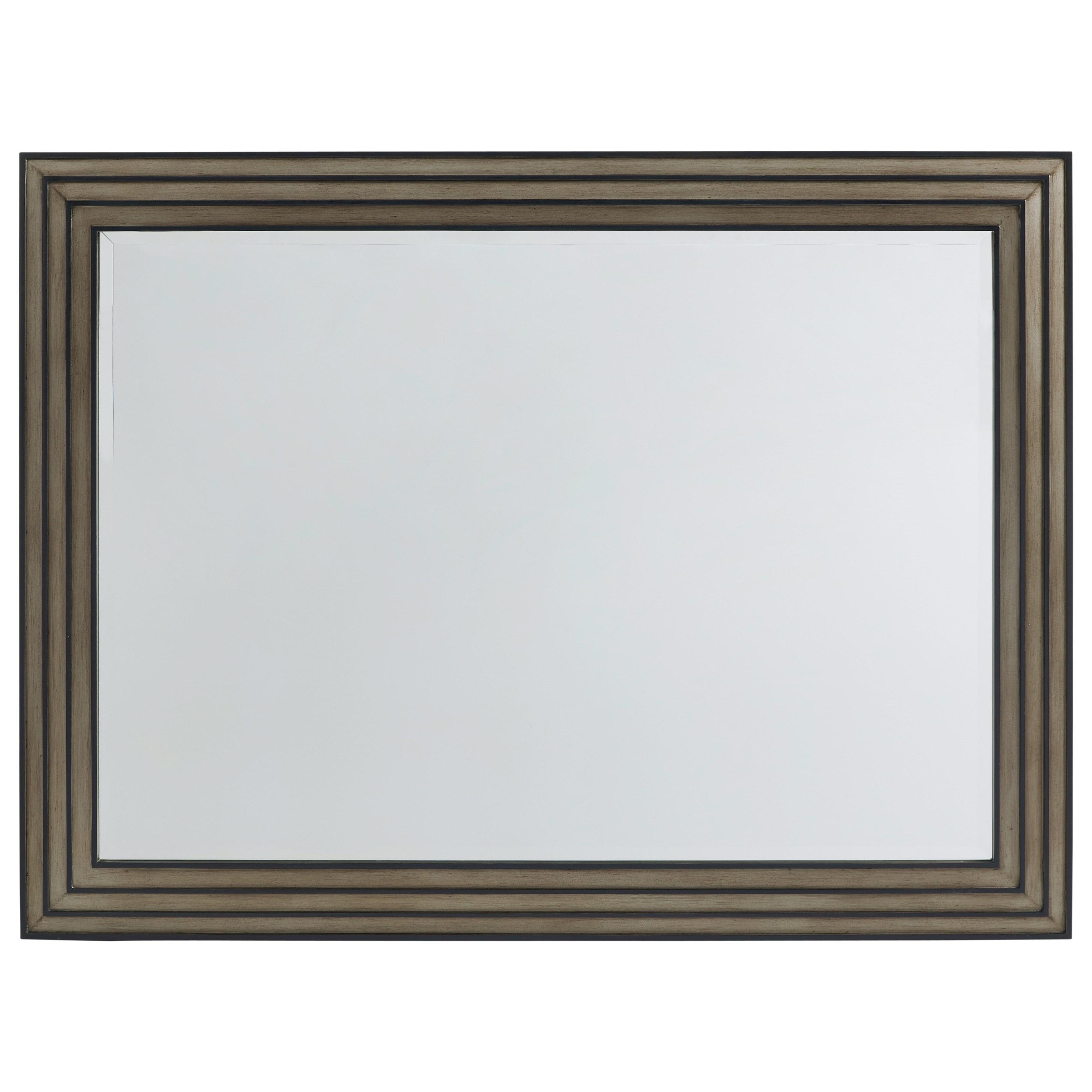Ariana Miranda Rectangular Mirror by Lexington at Baer's Furniture