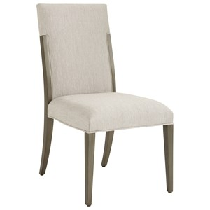 Saverne Upholstered Side Chair (married)