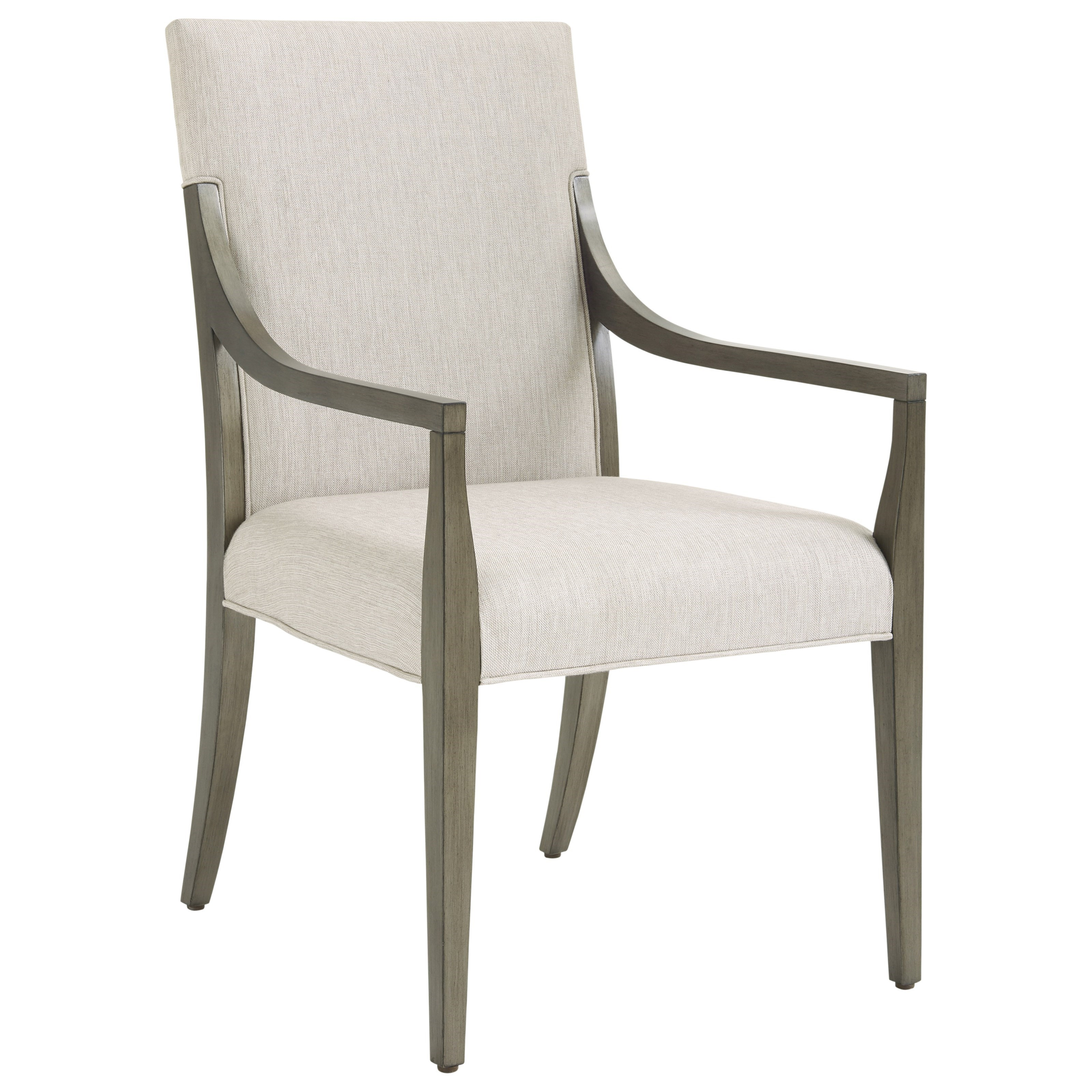 Ariana Saverne Upholstered Arm Chair (married) by Lexington at Baer's Furniture