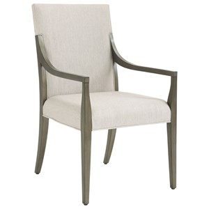 Saverne Upholstered Arm Chair (married)