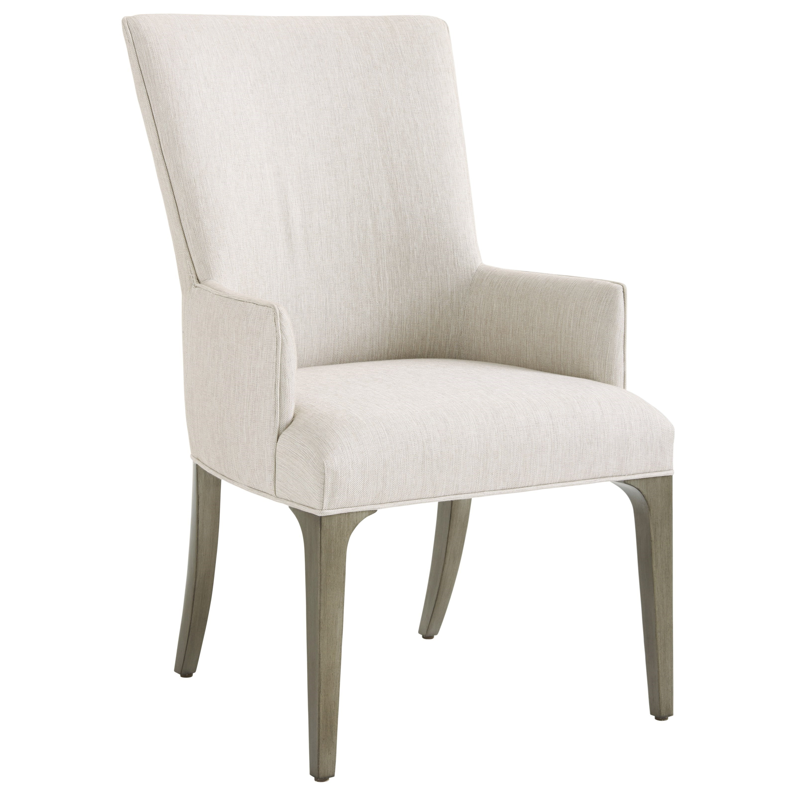 Ariana Bellamy Upholstered Arm Chair (married) by Lexington at Furniture Fair - North Carolina
