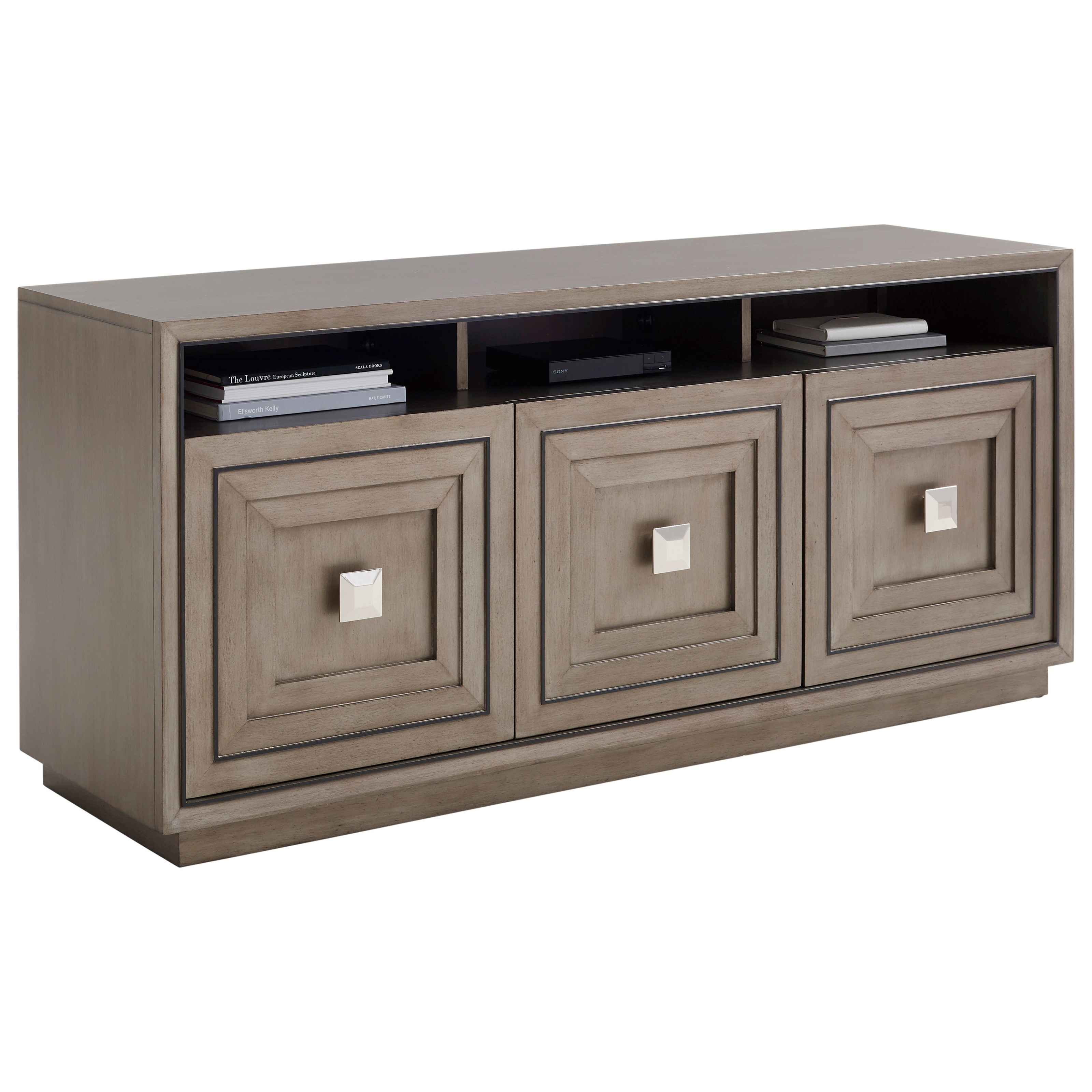 Ariana Basel Media Console by Lexington at Fisher Home Furnishings