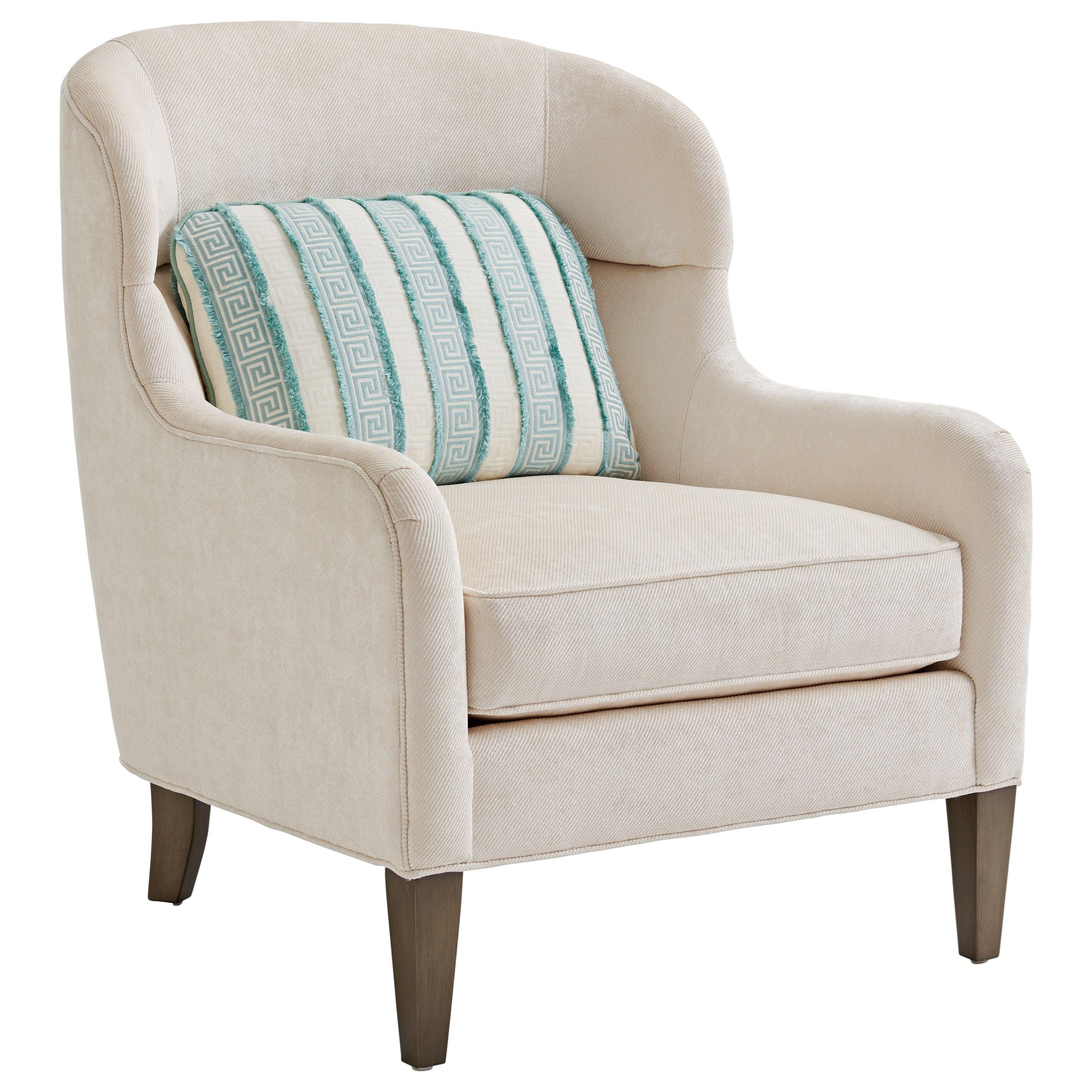 Ariana Chaffery Chair by Lexington at Baer's Furniture