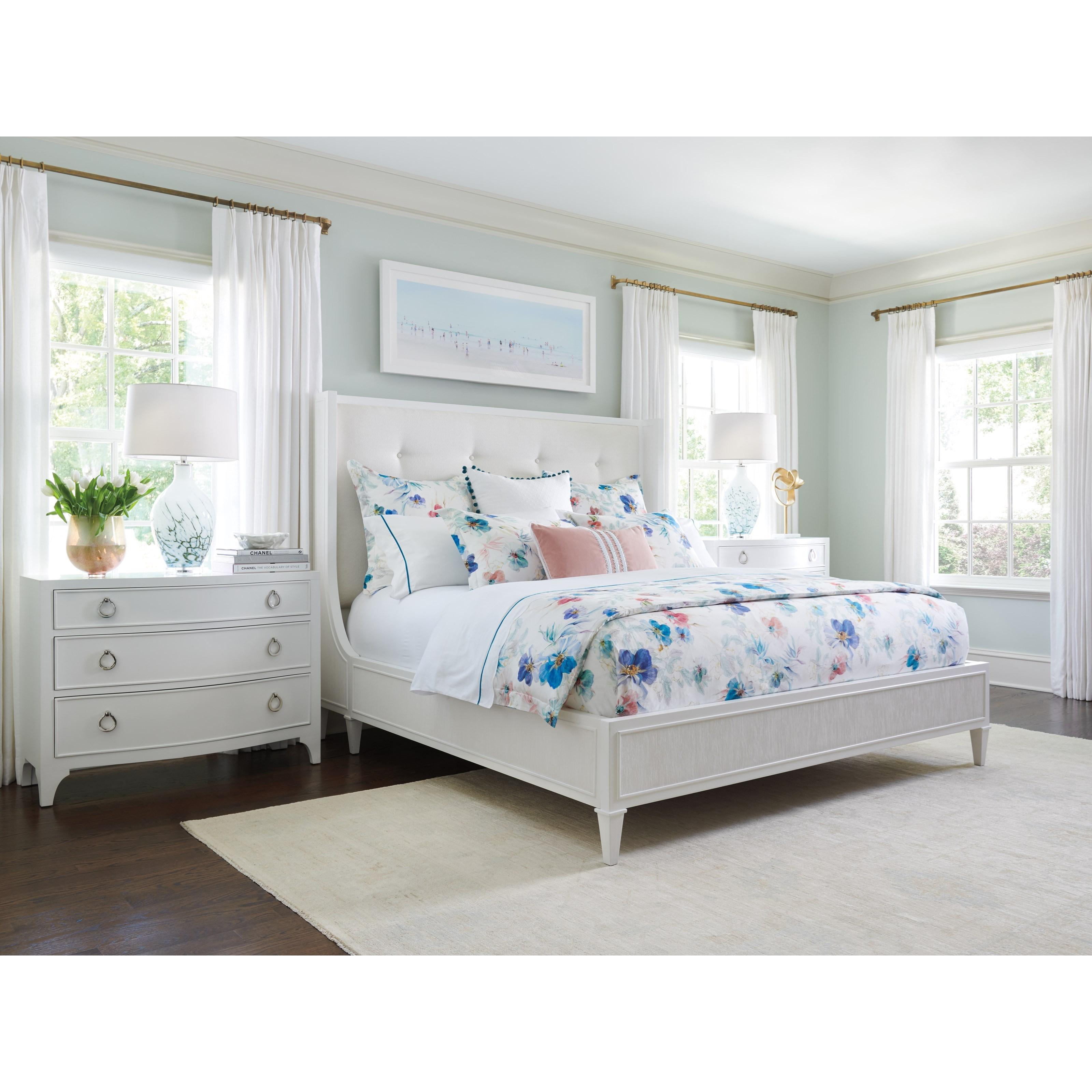 Avondale California King Bedroom Group by Lexington at Johnny Janosik