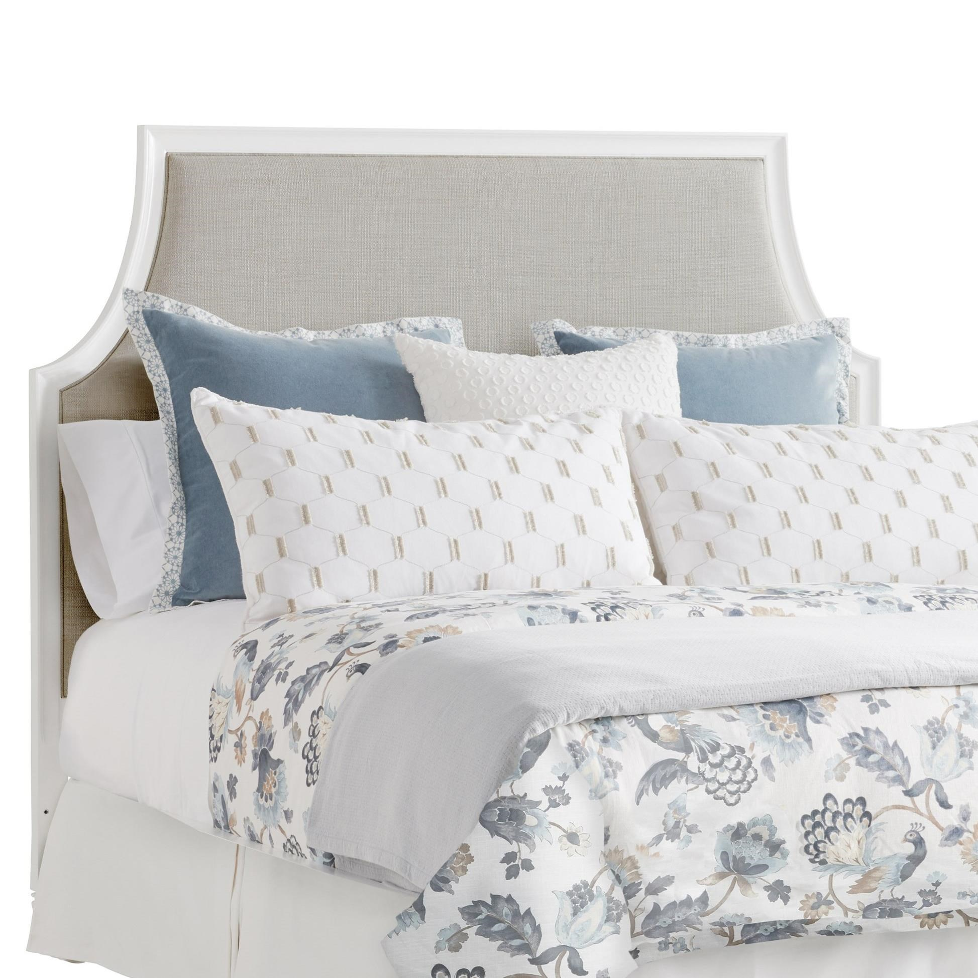 Avondale Inverness Upholstered Headboard 3/3 Twin by Lexington at Baer's Furniture