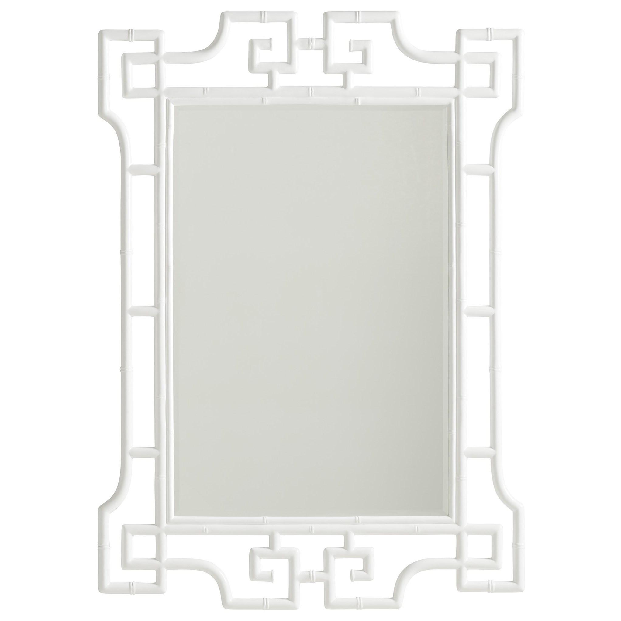 Avondale Hyde Rectangular Mirror by Lexington at Johnny Janosik