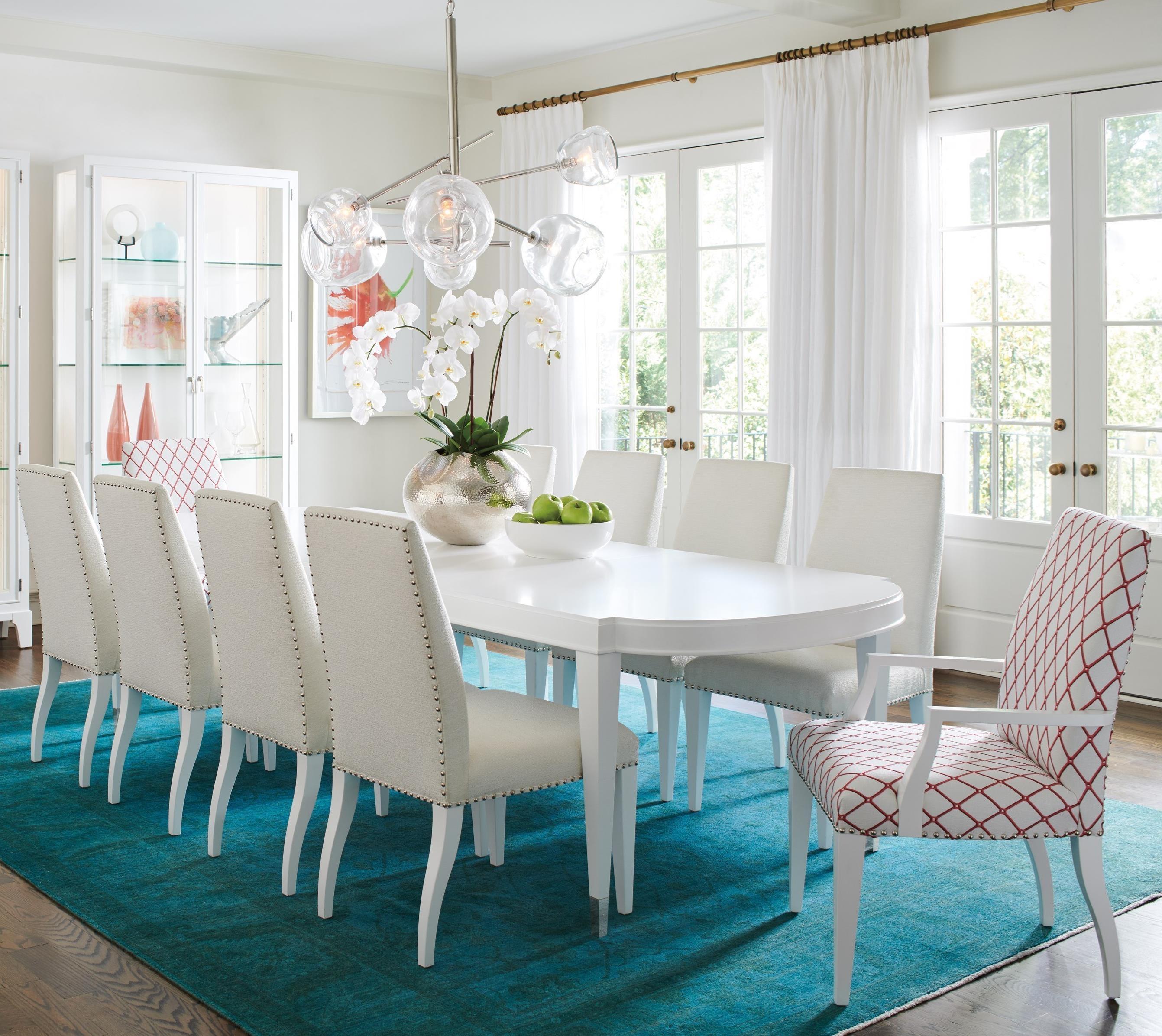 Avondale 11 Piece Dining Set by Lexington at Baer's Furniture