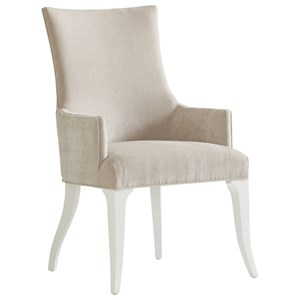 Geneva Upholstered Arm Chair - Custom
